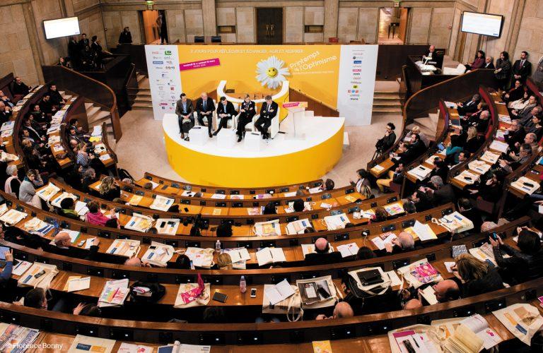 Les Trophées Optimistes d'EcoRéseau 2016 : Galerie photos