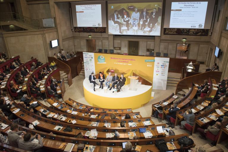 Les Trophées Optimistes d'EcoRéseau : Les lauréats 2017